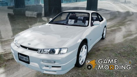 Nissan 200SX Stock Final для GTA 4