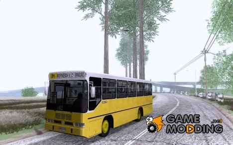 Cuatro Ases M.Benz OF-1318 для GTA San Andreas