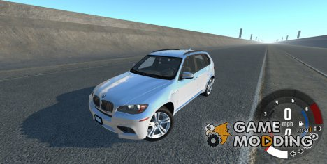 BMW X5M for BeamNG.Drive