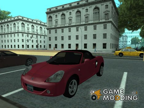 Toyota MR-S Tunable для GTA San Andreas