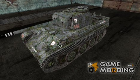 PzKpfw V Panther 12 for World of Tanks