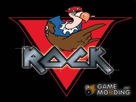 Новые песни на V-Rock for GTA Vice City