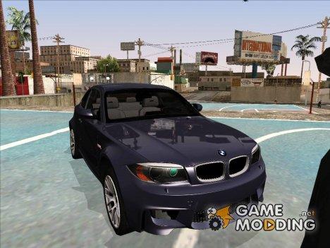 ENBSeries мод (только блеск авто) для GTA San Andreas