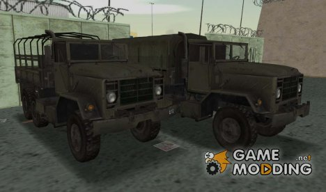 AM General M-939A2 1983 for GTA Vice City