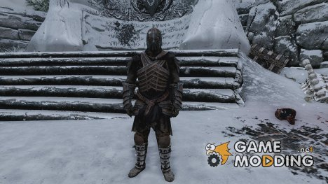 Bosmer Armor Pack for TES V Skyrim