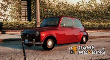 Zastava 750 for GTA 5