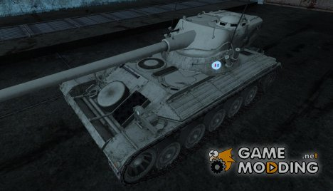 Шкурка для AMX 13 90 №15 для World of Tanks