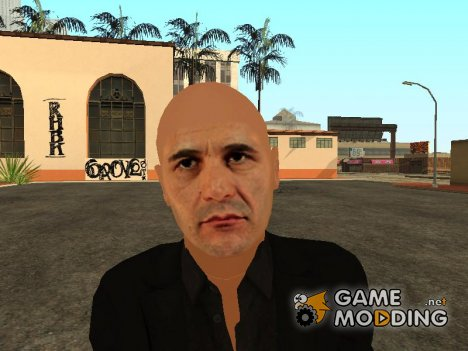 Kazim from Kurtlar Vadisi Pusu for GTA San Andreas