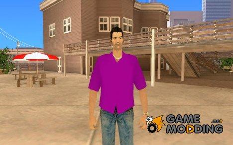 Томми - баллас for GTA San Andreas