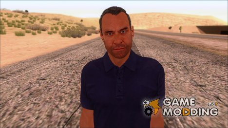 GTA V Devin Weston для GTA San Andreas