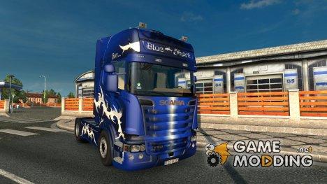 Scania Shark for Euro Truck Simulator 2