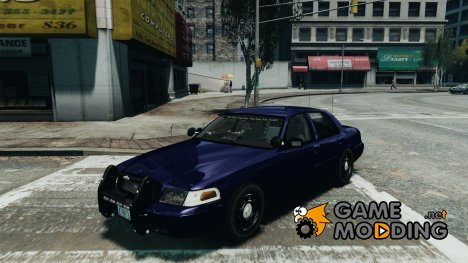 Ford Crown Victoria Police Unit для GTA 4