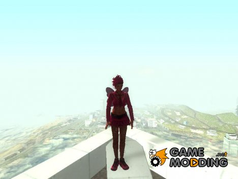 Juliet Starling's из Lollipop Chainsaw v.17 for GTA San Andreas