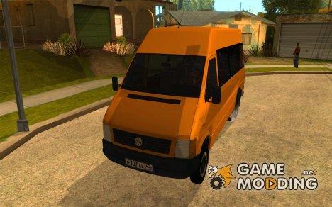 Volkswagen LT 35 Пассажирсикй для GTA San Andreas