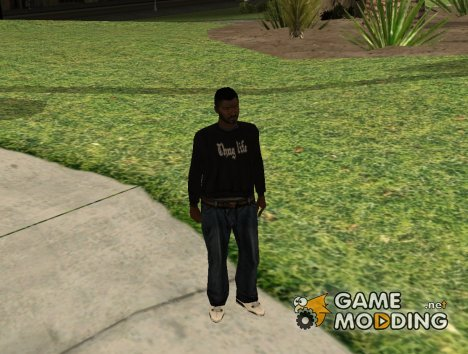 Black Madd Dogg (Thug life) for GTA San Andreas