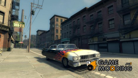 Cadillac Eldorado 1959 для Mafia II