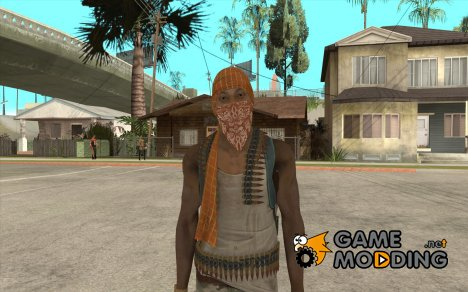 Пират for GTA San Andreas