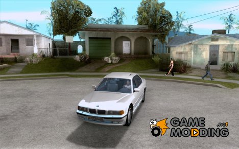 BMW 740I E38 (RUS) for GTA San Andreas