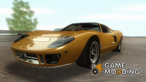 Ford GT40 MKI 1965 for GTA San Andreas