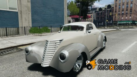 Walter Street Rod Custom Coupe для GTA 4