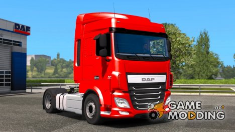 DAF XF116 Reworked for Euro Truck Simulator 2