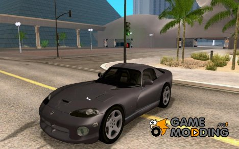 Dodge Viper GTS Coupe for GTA San Andreas