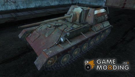 Шкурка для СУ-76 для World of Tanks