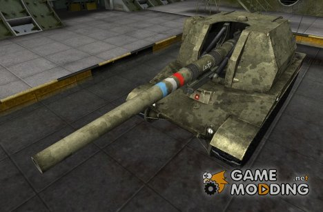 Шкурка для Bat Chatillon 155 for World of Tanks