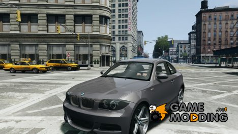 Bmw 135i for GTA 4