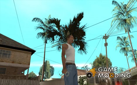 Handcuffs для GTA San Andreas