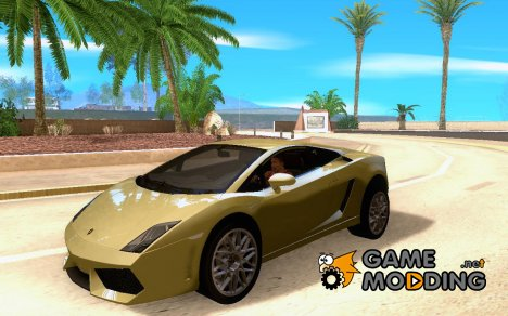 Lamborghini Gallardo LP560-4 V.1.1 для GTA San Andreas