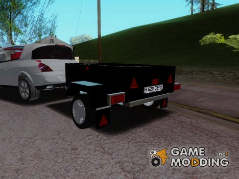 Прицеп для Жигулей для GTA San Andreas