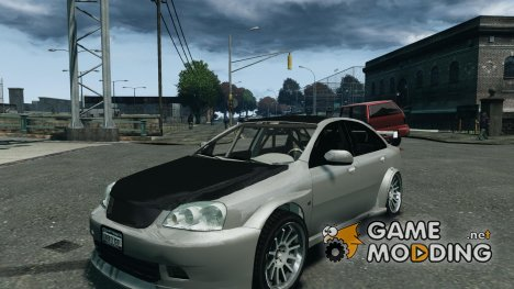 Chevrolet Lacetti WTCC Street Tun для GTA 4