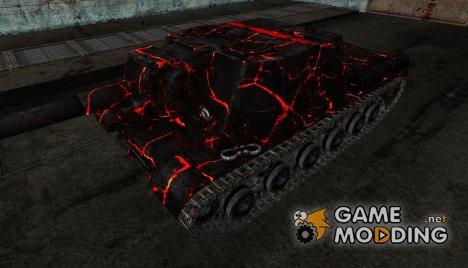 Шкурка для ИСУ-152 for World of Tanks