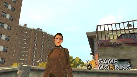 Виолетта Сабо for GTA 4