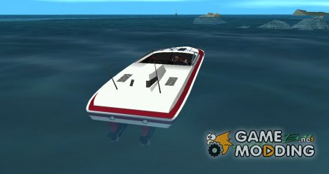 Speeder from GTA 4 for GTA Vice City