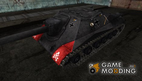 Шкурка для Объект 704 (трофейный) для World of Tanks