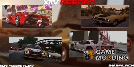 XIIV Reborn for GTA San Andreas