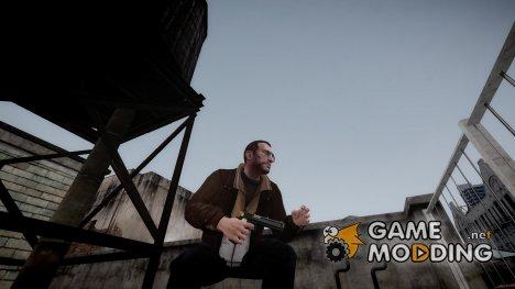 Пистолет Тони Монтана for GTA 4