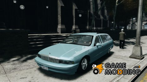 Chevrolet Caprice Wagon 1993 for GTA 4