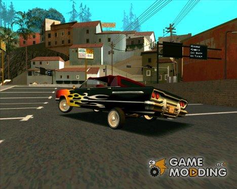 HD SA Pack для GTA San Andreas