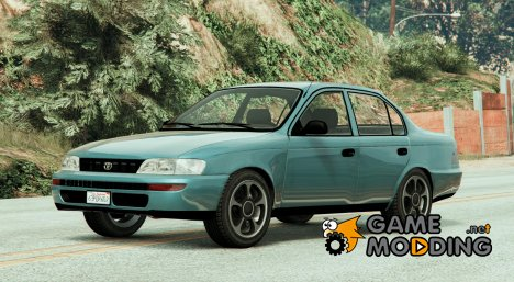 Toyota Corolla 1.6 XEI v1.15 for GTA 5