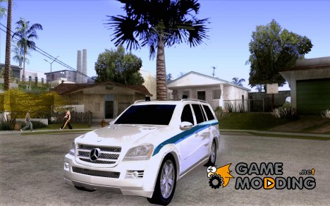 Mercedes-Benz GL500 SE for GTA San Andreas