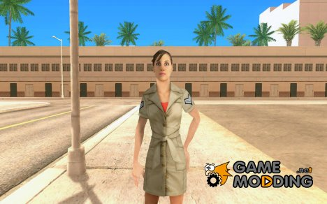 Megan Fox Ped for GTA San Andreas