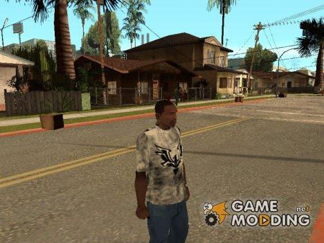 Eagle T-shirt для GTA San Andreas