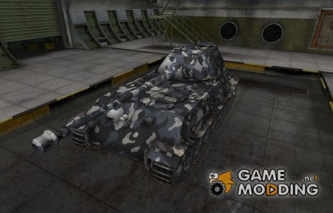 Немецкий танк VK 45.02 (P) Ausf. B for World of Tanks
