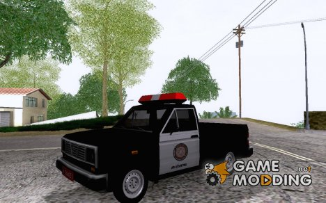 Nissan D21 Bangkok Police for GTA San Andreas
