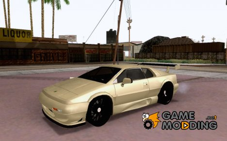 Lotus Esprit V8 for GTA San Andreas