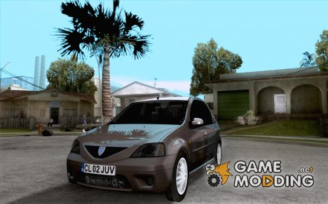 Dacia Logan Prestige 1.6 16v for GTA San Andreas