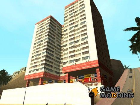 Русский торговый центр для GTA San Andreas